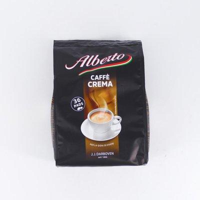 Alberto cafe crema 36 pads