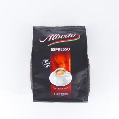 Alberto espresso 36 pads