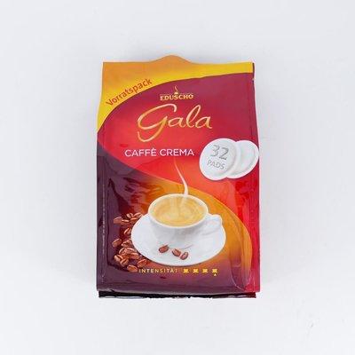 Eduscho gala caffe crema 32 pads