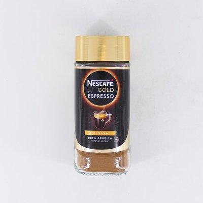 Nescafe espresso oplos pot 100 gr.