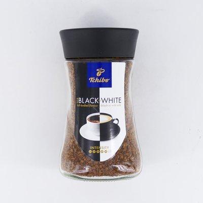 Tchibo black & white oplos pot 200 gr.